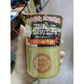 kem dưỡng nhau thai, collagen Aveu Glant All in one gel 230g - 003