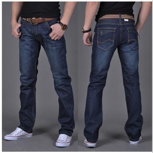 Quần Jeans nam form trẻ trung 33