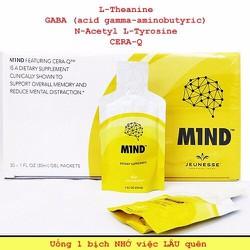 Mind – thực phẩm bổ não và mắt từ Mỹ