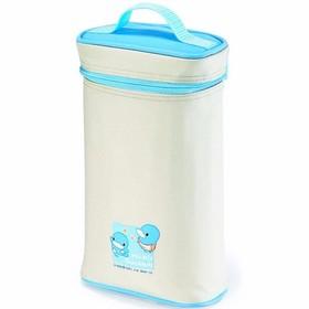 Túi ủ ấm bình đựng sữa đôi Kuku 5448 - Kuku 5448