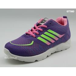 Giày thể thao cho bé GTT06D size 31 đến 36