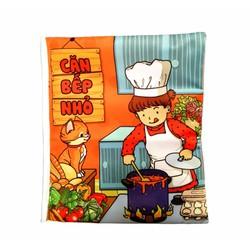 Sách vải Căn bếp nhỏ