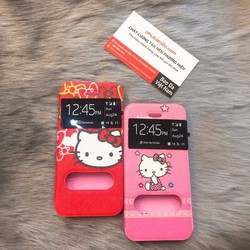 Bao Da Iphone 5 5S Hello Kitty