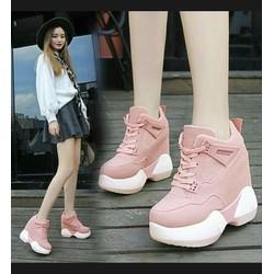 giày bánh mì nữ dễ thương