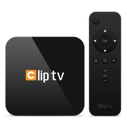 Hộp truyền hình internet ClipTV box