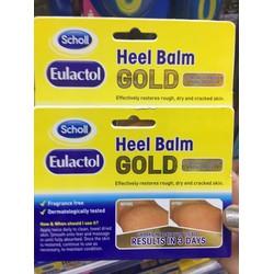 KEM TRỊ NỨT NẺ VÀ GÓT CHÂN -Eulactol Heel Balm Gold