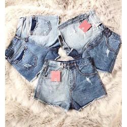 quần sort jeans
