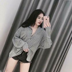 Set áo somi- quần short