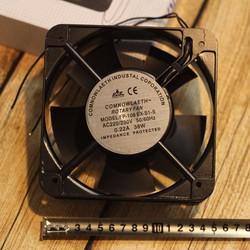 Quạt thông gió Rotary 15x15 Cm 220V 38W