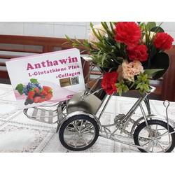 VIÊN UỐNG TRẮNG DA ANTHAWIN THÁI LAN NHẬP KHẨU CHÍNH HÃNG