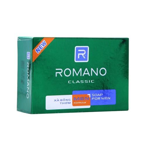 Combo 3 bánh xà bông Romano