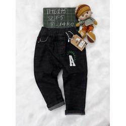 thanh lý quần jean bé trai