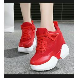 giày sneaker giày đế độn giày bốt nữ hàng order