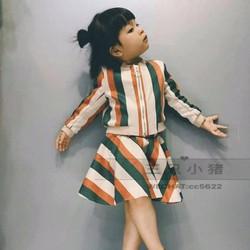 sét váy dạ cho bé từ 4 tuổi đến 12 tuổi