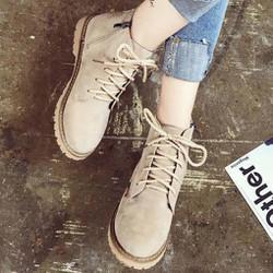 Giày boot nữ phong cách cá tính B104N
