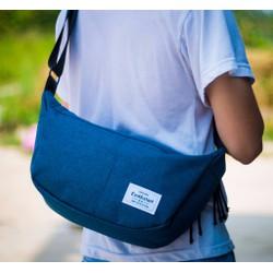 Túi đeo chéo nam kiểu dáng messenger