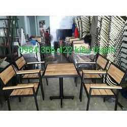 Bộ bàn ghế gỗ cao cấp thanh lý giá rẻ