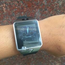 đồng hồ thông minh DZ09 lắp sim