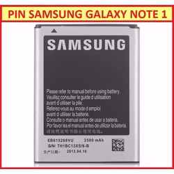 PIN SAMSUNG NOTE 1 ZIN