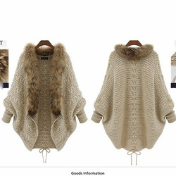 Áo khoác len, áo choàng  lông vũ, chuyên sỉ áo cardigan