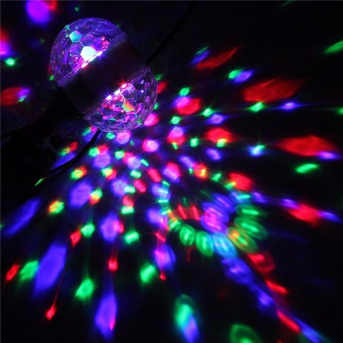 Đèn led quả cầu cảm biến nhạc