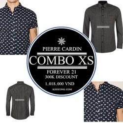 PIERRE CARDIN - FOREVER 21 XS