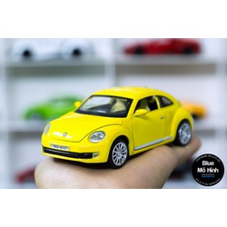 Xe mô hình Volkswagen Beetle Taxi Double Horses 1:32