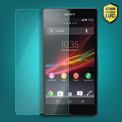 Cường lực Sony Xperia Z trong suốt
