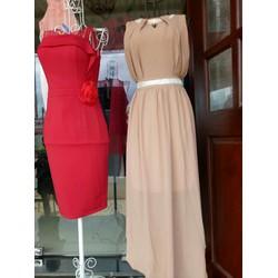 Đầm dạ hội Cao cấp dáng chuẩn Sang trọng