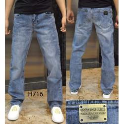 Quần Jeans Nam Dollce Suông mới cực chất