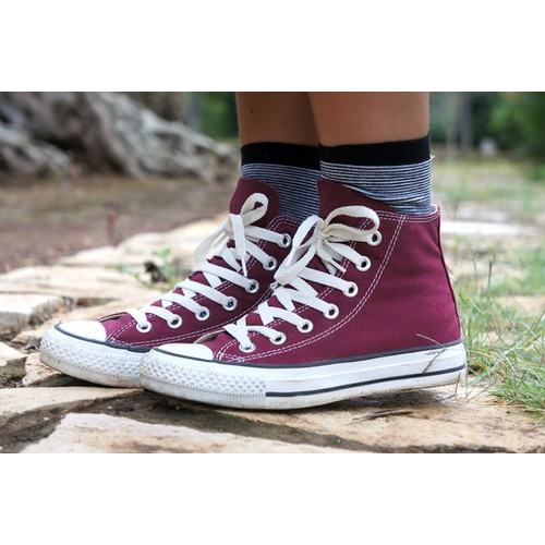 Giày Vải Màu Đỏ Đô Cổ Cao Nam - 5113697 , 7996296 , 15_7996296 , 151000 , Giay-Vai-Mau-Do-Do-Co-Cao-Nam-15_7996296 , sendo.vn , Giày Vải Màu Đỏ Đô Cổ Cao Nam