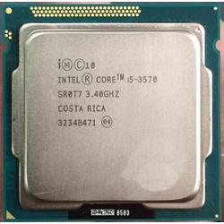 CPU core i5 3570 3.4Ghz tray fan zin thế hệ 3 Bảo hành 36 Tháng