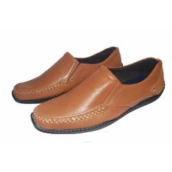 Giày mọi nam da bò thật. Bảo hành 12 tháng. MS:M90
