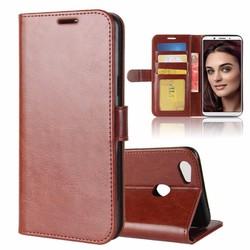 Bao da Oppo F5 LT Wallet Leather dạng ví đa năng