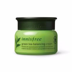 Kem Dưỡng Da Innisfree Green Tea Balancing Cream 50ml