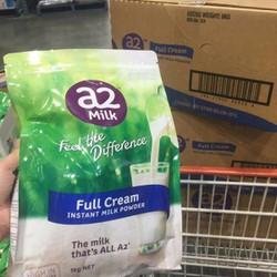 Sữa tươi dạng bột nguyên kem A2 Instant Milk Powder Full Cream