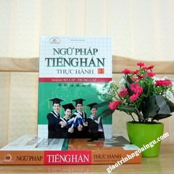 Sách Ngữ pháp tiếng Hán thực hành Tập 2