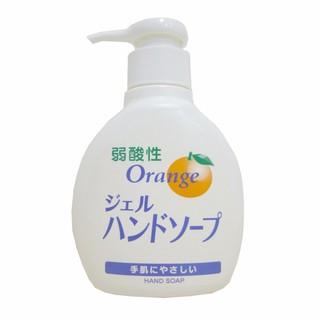 Nước rửa tay tạo bọt nhẹ hương cam Nhật Bản 200ml - NRTJP200 thumbnail