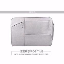 Túi đựng laptop chống sốc có quai cầm nhiều ngăn cao cấp