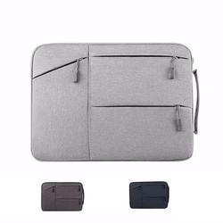 Túi đựng laptop chống sốc cao cấp có quai cầm nhiều ngăn 14-15 inc
