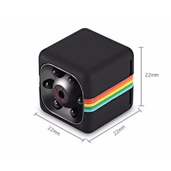 Camera Mini Giám Sát Chất Lượng Cao Full HD SQ11