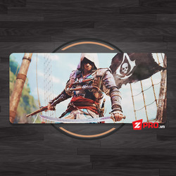 Lót chuột Assassin s Creed IV - Black Flag
