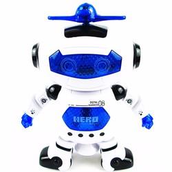 Robot Biết Nhảy Và Hát Xoay 360 Độ Theo Nhạc