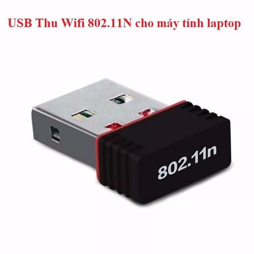 USB thu Wifi cho Máy tính - card mạng wifi