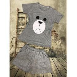 đồ mặc nhà hình gấu