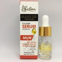 serum salina đặc trị mụn thâm sẹo |tinh chất trị mụn salina