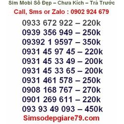 Sim mobi giá rẻ nhất tphcm
