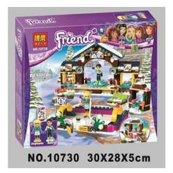 Đồ Chơi Lắp Ráp Hình Lego Friends 10730