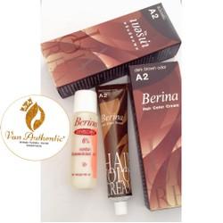 Thuốc nhuộm tóc Bernina màu nâu hạt dẻ