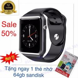 Đồng hồ thông minh, đồng hồ cảm ứng có sim, điện thoại smart phone
